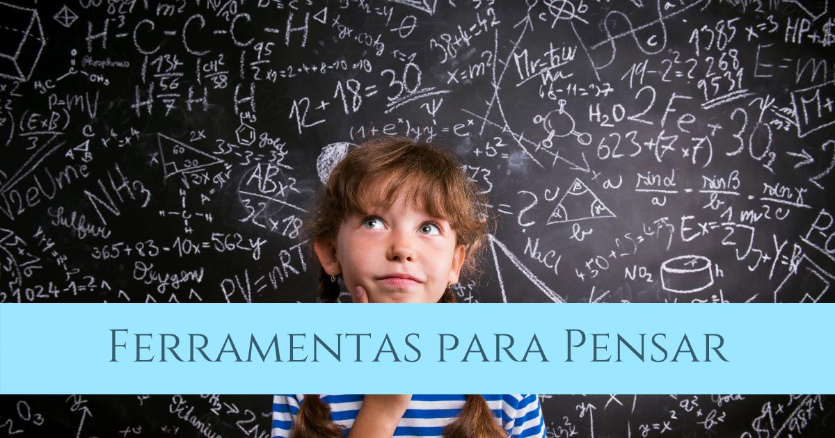 Quer estimular o pensamento crítico e criativo nas suas crianças?
