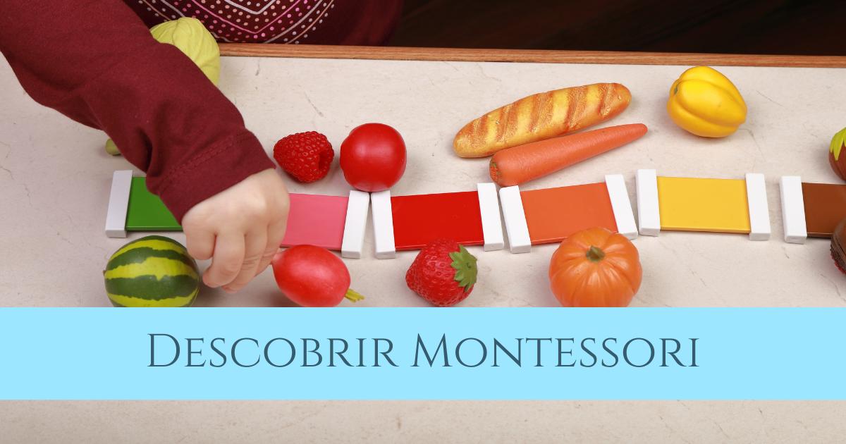 Procura descobrir Montessori?